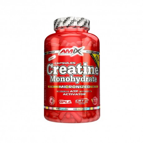 CREATINE MONOHYDRATE 220cps