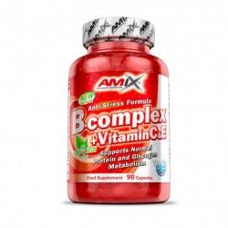 B-COMPLEX + VIT. C