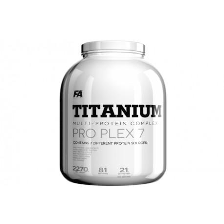 FA TITANIUM PRO PLEX 7