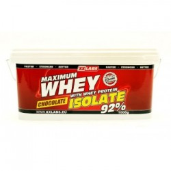 XXLABS WHEY PROTEIN ISOLATE92 1000g