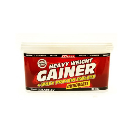 MAXIMUM HEAVY WEIGHT GAINER 1000g