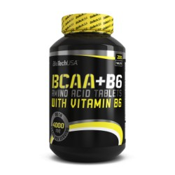 BioTech BCAA + B6 200 tablet