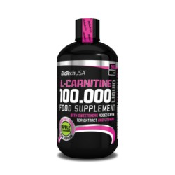 BioTech L-CARNITINE 100.000 MG 500ml